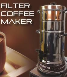 Gemini Filter Coffee Maker Manufacturer From Chennai