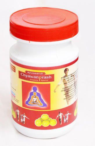 Chywanparash, Improves Immunity