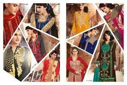 Embroidery Pakistani Suits