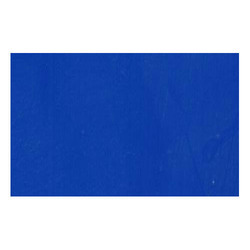 Signed Blue Aluminium Composite Panels