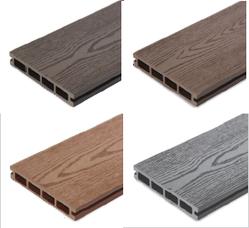 Exterior Floor Decking WPC And Wood WPC Exterior Floor Decking Narrow Gr