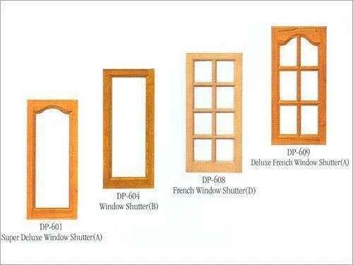 Wooden Windows Manufacturer from Chennai