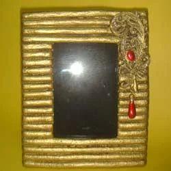 Golden Photo Frame