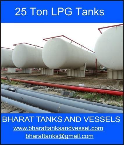 25 Ton LPG Tank