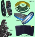 various drive belts
