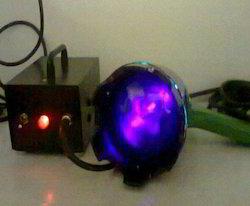 Black Light Lamp