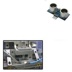 Ultrasonic Sensors for Plastic Injection Molding Machines