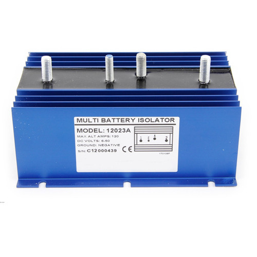 Battery Isolator At Best Price In India RV Battery Isolator Diagram 110 Volt Battery Isolator Wiring Diagram