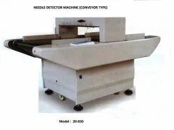 Needle Detector Conveyor type Model 20-6