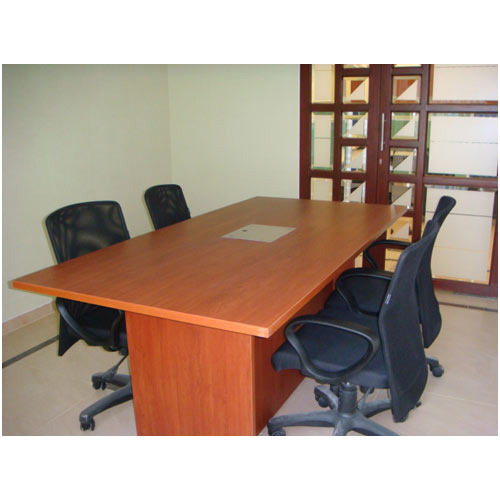 Office Furniture Free Standing Table Manufacturer From Mumbai - Mini conference table