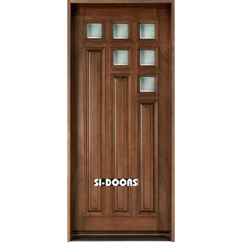 Wooden Entry Doors Exterior Doors Manufacturer From Bengaluru