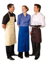 Colored Service Aprons