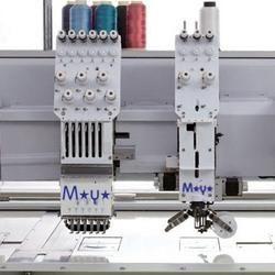 mixed lock stitch chenille embroidery machines