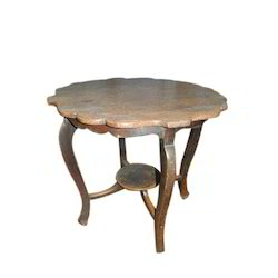 Vintage Wooden Center Table