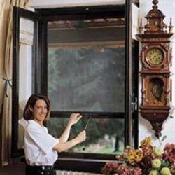 Mesh Roller Window Shades