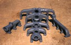 Inlet & Exhaust Manifolds Casting