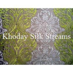 Embroidery Silk Fabric