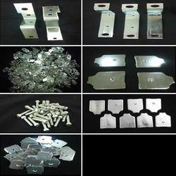 tin plated components