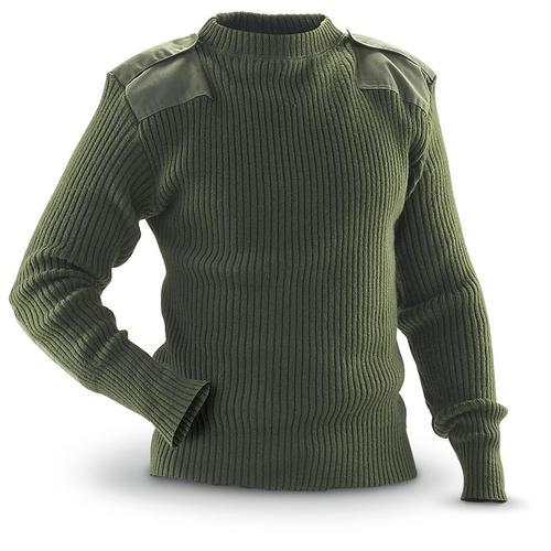 Army Sweater Manufacturer From New Delhi