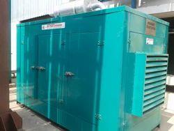 Diesel Generator Canopies