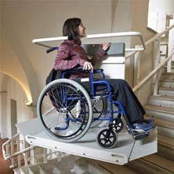Wheelchair Stair Lift