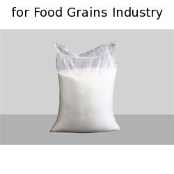Packing Bags for Food Grains Industry