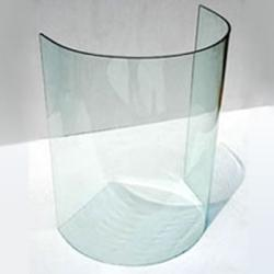 Bent Curve Glass