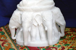 Marble+Elephant+Stand+of+Lord+Buddha
