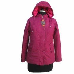 Hooded Ladies Jacket
