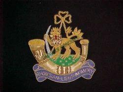 Rhodesian Light-Infantry Blazer Badge