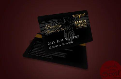 Promotional Materials Design - Membership Card Design Service ...