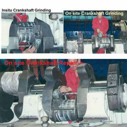 Crankshaft Machining Repairing