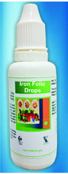 Iron Folic Drops