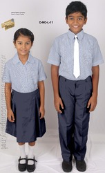 School Uniform Shirting Album-2