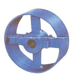 Flat Pulley