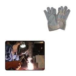 Canadian Leather Glove for Welding