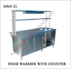 counter food warmer