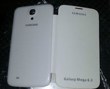 Flip Cover Carry Case Samsung Galaxy Mega