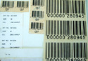 Barcode Stickers & Price Tickets