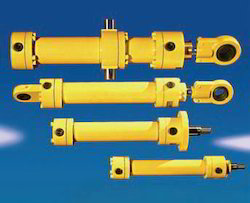Hydraulic Cylinder Double Acting Round