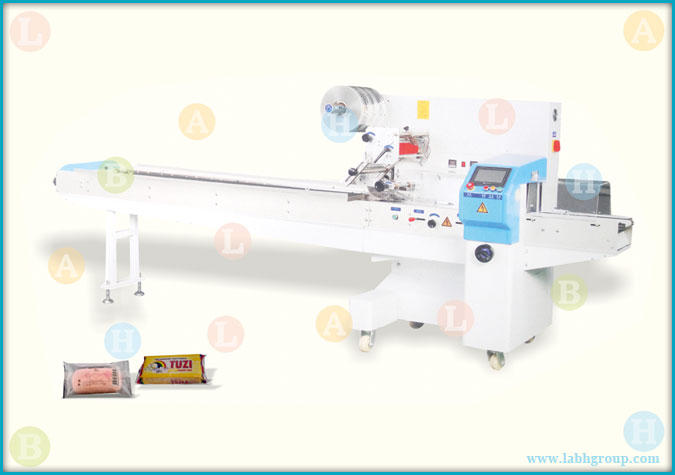 Automatic Flow Pack Machine for Toilet Bathing Soap