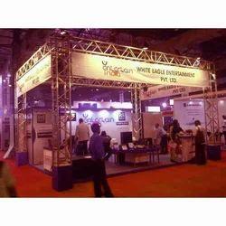 Trade Show Stand Aluminum Truss