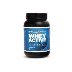 Muscle Blaze Whey Active protein