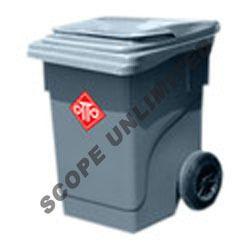 Injection Moulded Garbage Bin