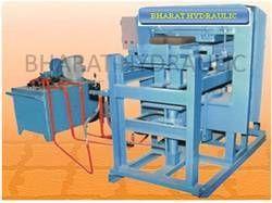 Hydraulic High Pressure 2 In 1 Bricks Plant