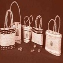 Jute Chocolate Bag