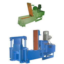 Double Action Hydraulic Scrap Baling Presses