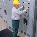 Electrical Insulation Anti-Skid Rubber Mat