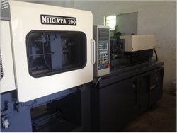 Used Nigetta 100 Ton Injection Moulding Machine