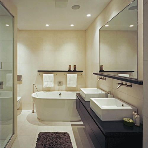 Washroom Interior Designs in India